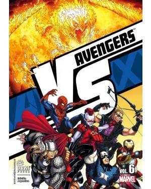 Avengers vs X-Men VERSUS vol. 06