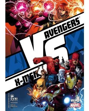 Avengers vs X-Men VERSUS vol. 08