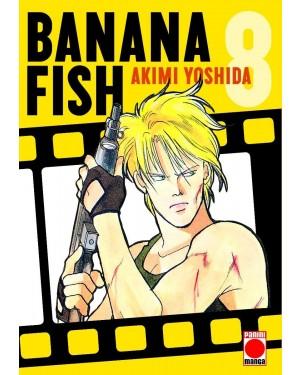 BANANA FISH 08  (de 10)