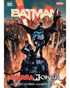 BATMAN 01 CAMINO A LA GUERRA DEL JOKER