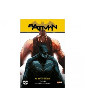 BATMAN SAGA (Batman renacimiento parte 3):  YO SOY SUICIDA