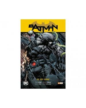 BATMAN SAGA (batman renacimiento parte 4): YO SOY BANE
