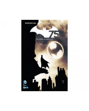 BATMAN: ESPECIAL DETECTIVE COMICS Nº 27 - 75 AÑOS DE BATMAN