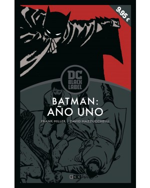 BATMAN: AÑO UNO  (Edición DC Black Label Pocket)