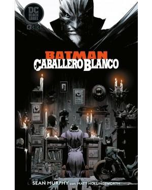 BATMAN: CABALLERO BLANCO (Edición integral) (2ª Edición)