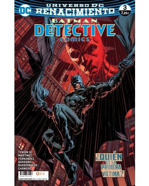 BATMAN: DETECTIVE COMICS 03 (Renacimiento)