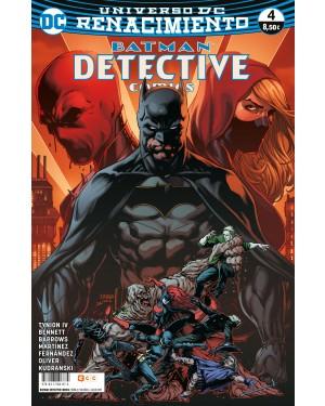 BATMAN: DETECTIVE COMICS 04 (Renacimiento)