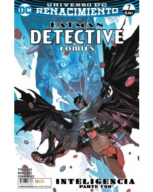 BATMAN: DETECTIVE COMICS 07 (Renacimiento)