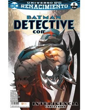 BATMAN: DETECTIVE COMICS 08 (Renacimiento)
