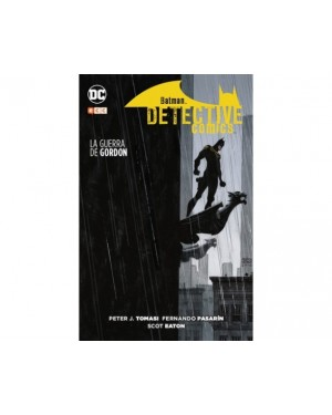 Batman: Detective comics - La guerra de Gordon
