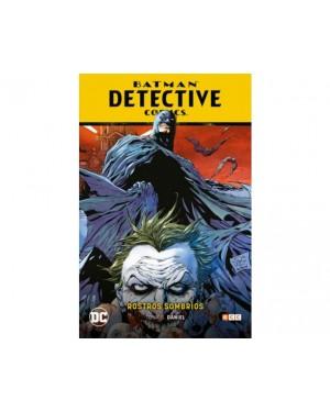 BATMAN SAGA (Nuevo universo parte 2):  BATMAN DETECTIVE COMICS: ROSTROS SOMBRÍOS