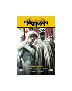 BATMAN SAGA  (Batman r.i.p. parte 05): BATMAN: EXTREMAUNCIÓN