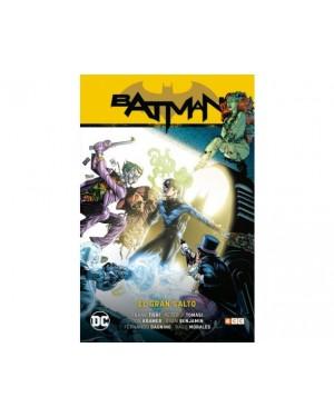 BATMAN SAGA (batman r.i.p. parte 04): EL GRAN SALTO