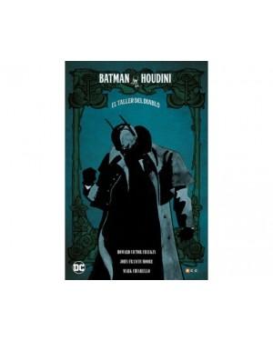 Batman/Houdini: el taller del diablo (nueva edición cartoné)