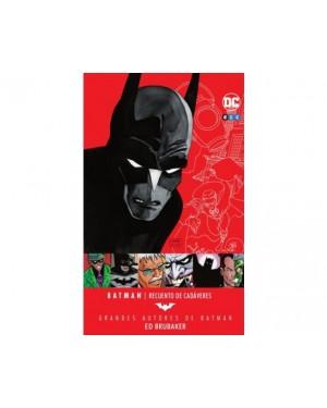 Grandes Autores de BATMAN: ED BRUBAKER – RECUENTO DE CADÁVERES