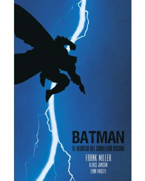 BATMAN: EL REGRESO DEL CABALLERO OSCURO (Edición deluxe) (Segunda Edición)