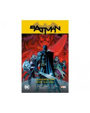 BATMAN SAGA (Batman e hijo parte 3): LA RESURRECCIÓN DE RA´S AL GHUL