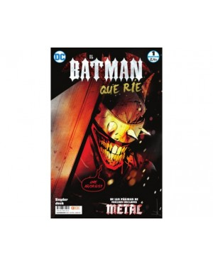El Batman que ríe núm. 01 (de 8)