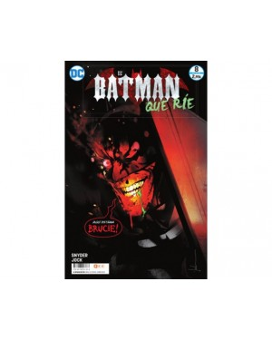 El Batman que ríe núm. 08 (de 8)