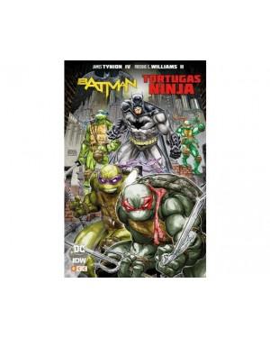 BATMAN / TORTUGAS NINJA I (segunda edición)