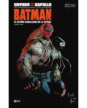 BATMAN: EL ÚLTIMO CABALLERO DE LA TIERRA VOL. 2 DE 3