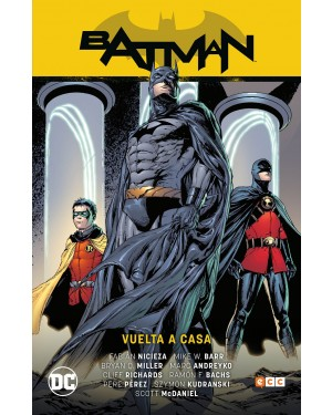BATMAN: VUELTA A CASA (Batman y Robin parte 05)