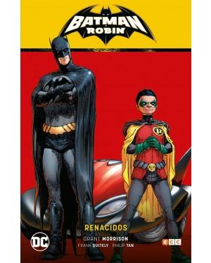 BATMAN Y ROBIN 01: RENACIDOS
