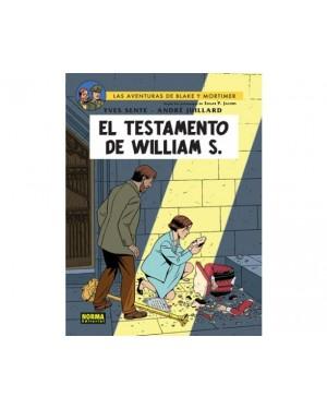 BLAKE Y MORTIMER 24. EL TESTAMENTO DE WILLIAM S.