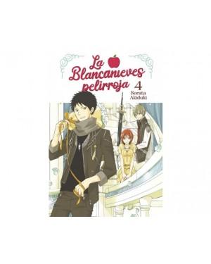 LA BLANCANIEVES PELIRROJA 04