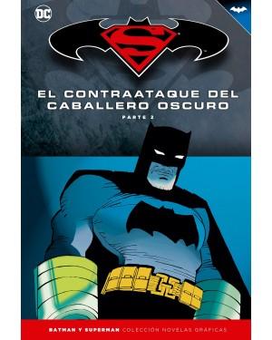 BATMAN Y SUPERMAN - colección novelas gráficas 10: EL CONTRAATAQUE DEL CABALLERO OSCURO 02