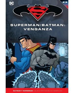 BATMAN Y SUPERMAN - colección novelas gráficas 23: SUPERMAN/BATMAN: VENGANZA