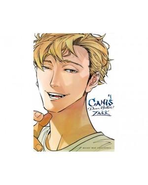 CANIS -DEAR HATTER- Vol. 01   (de 02)