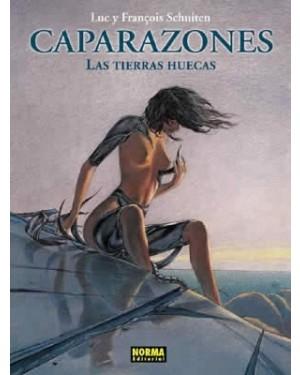 LAS TIERRAS HUECAS: CAPARAZONES