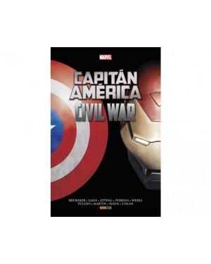 Marvel Integral:  CAPITÁN AMÉRICA: CIVIL WAR