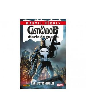 Marvel héroes 81: EL CASTIGADOR. DIARIO DE GUERRA
