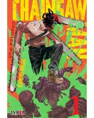 CHAINSAW MAN 01  (ivrea Argentina)