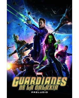 Marvel Cinematic Collection 04:  GUARDIANES DE LA GALAXIA:  PRELUDIO