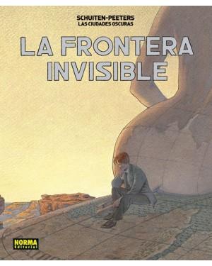LAS CIUDADES OSCURAS 09. LA FRONTERA INVISIBLE (Edición Integral)