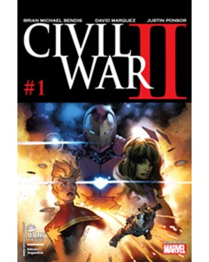 CIVIL WAR II Vol. 01  (portada variant)