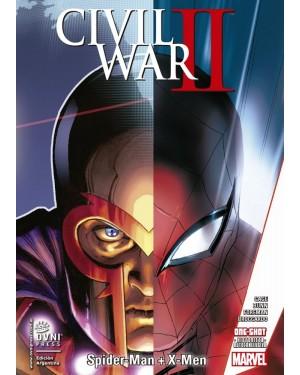 CIVIL WAR II:  SPIDER-MAN + X-MEN