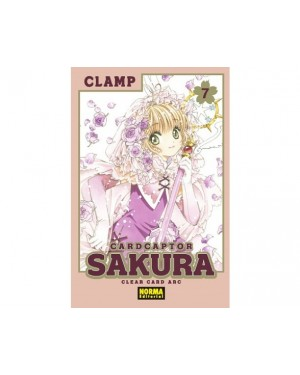 CARDCAPTOR SAKURA. CLEAR CARD ARC 07