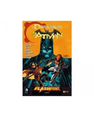 BATMAN CONVERGE EN FLASHPOINT 01  (de 02)