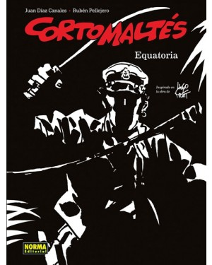 CORTO MALTÉS 02. EQUATORIA (Ed. especial B/N)