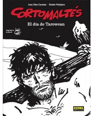 CORTO MALTÉS 03: EL DÍA DE TAROWEAN (Edición en B/N)