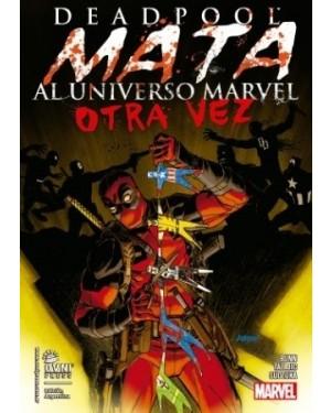 DEADPOOL MATA AL UNIVERSO MARVEL, OTRA VEZ