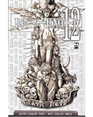 DEATH NOTE 12  (de 12)