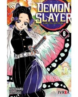 DEMON SLAYER 06 ( kimetsu no Yaiba )