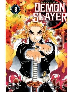 DEMON SLAYER 08 ( kimetsu no Yaiba )