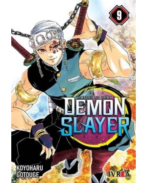 DEMON SLAYER 09 ( kimetsu no Yaiba )