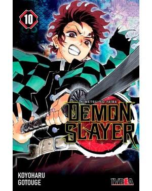 DEMON SLAYER 10 ( kimetsu no Yaiba )